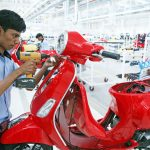 Piaggio Reports Q1 2012 Results