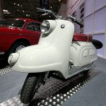 '50s BMW Scooter Prototype to Star at 2012 Concours di Motociclette