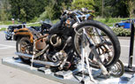 Tsunami-Surviving Harley-Davidson from Japan Headed for Museum