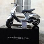 Vespa 946 Featured at Designer's Days Exhibition in Paris