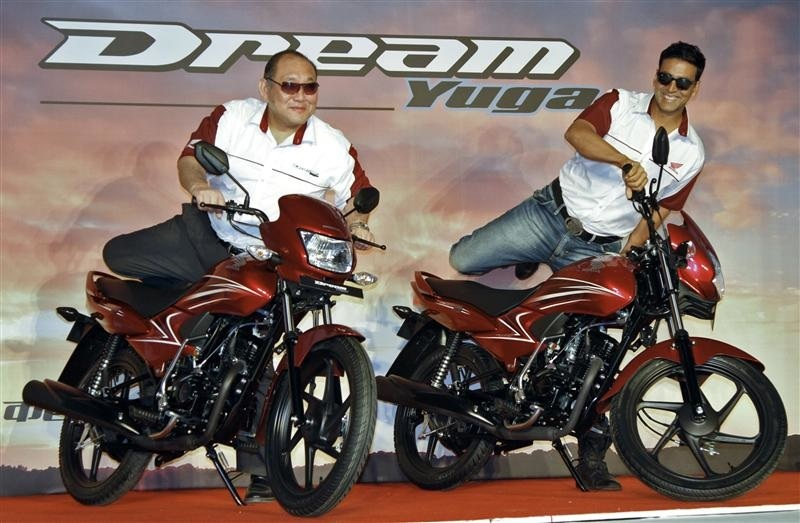 Honda Launches Dream Yuga In India One Of The Cheapest New Honda Motorcycles Worldwide Motorcycle Com News