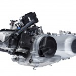 03 New Vespa Engine 3V
