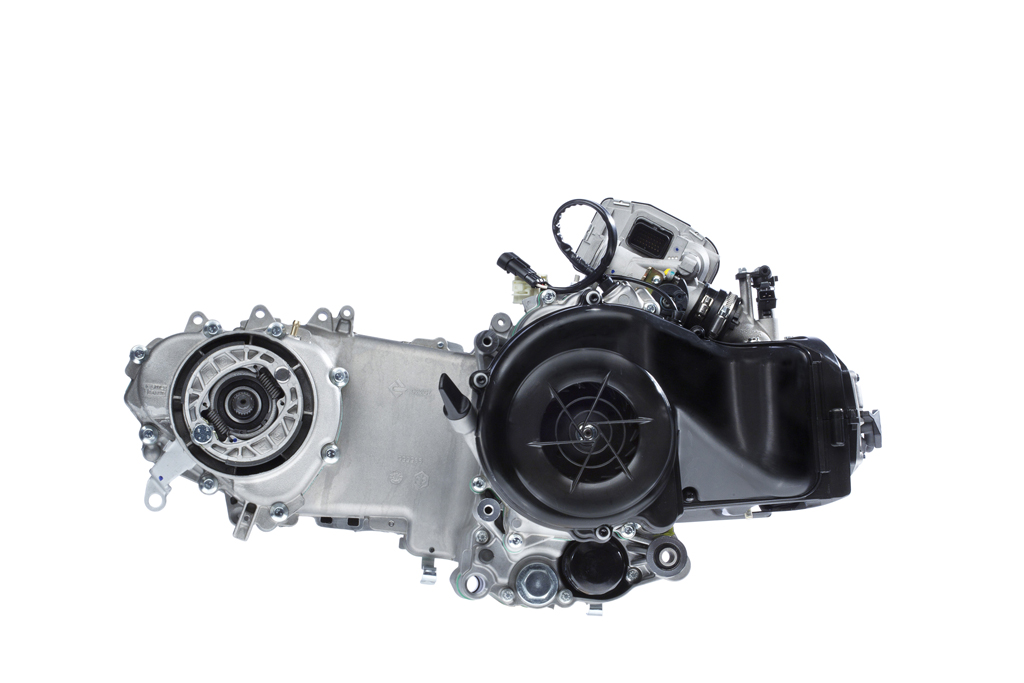 05 New Vespa Engine 3V