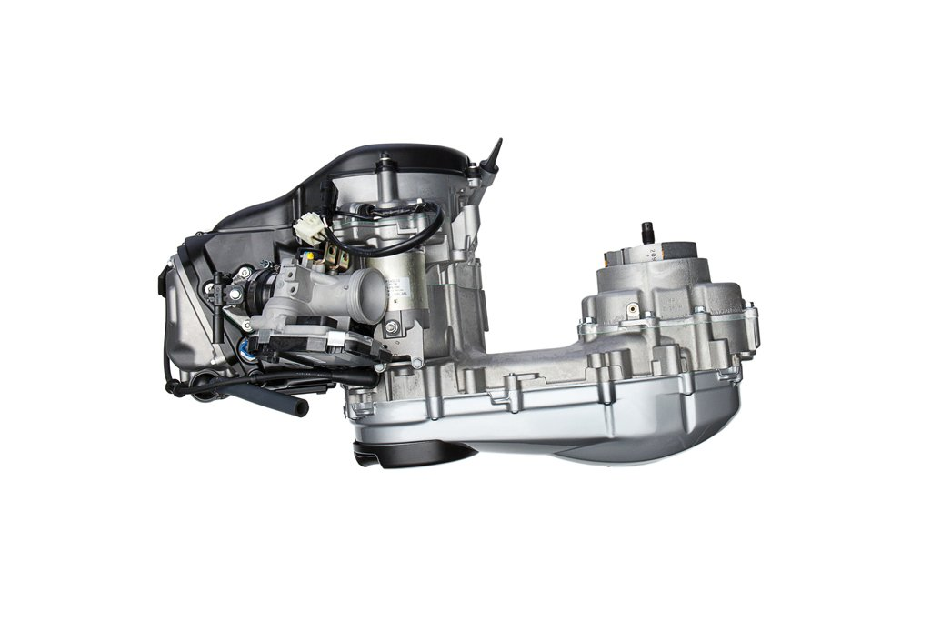 06 New Vespa Engine 3V
