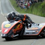 Isle of Man TT 2012: Sidecar TT 2 Results