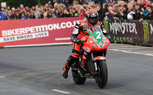 Isle of Man TT 2012: Lightweight TT Results