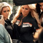 Playboy Playmates Vie for Cover of 2013 Victory Motorcycles Brochure – Video