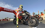 Bayliss Beats Rossi in World Ducati Week Diavel Drag Race