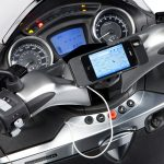 Piaggio Multimedia Platform iPhone Connectivity Announced for Piaggio X10 Maxi-Scooter