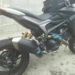 New Spy Photo of Near-Complete 2013 Ducati Multistrada/Hyperstrada 848