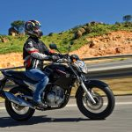Yamaha Brazil Introduces Flex Fuel YS250 Fazer BlueFlex