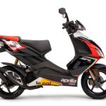 2013 Aprilia SR50 Biaggi Race Replica Scooter Arrives in US Dealerships