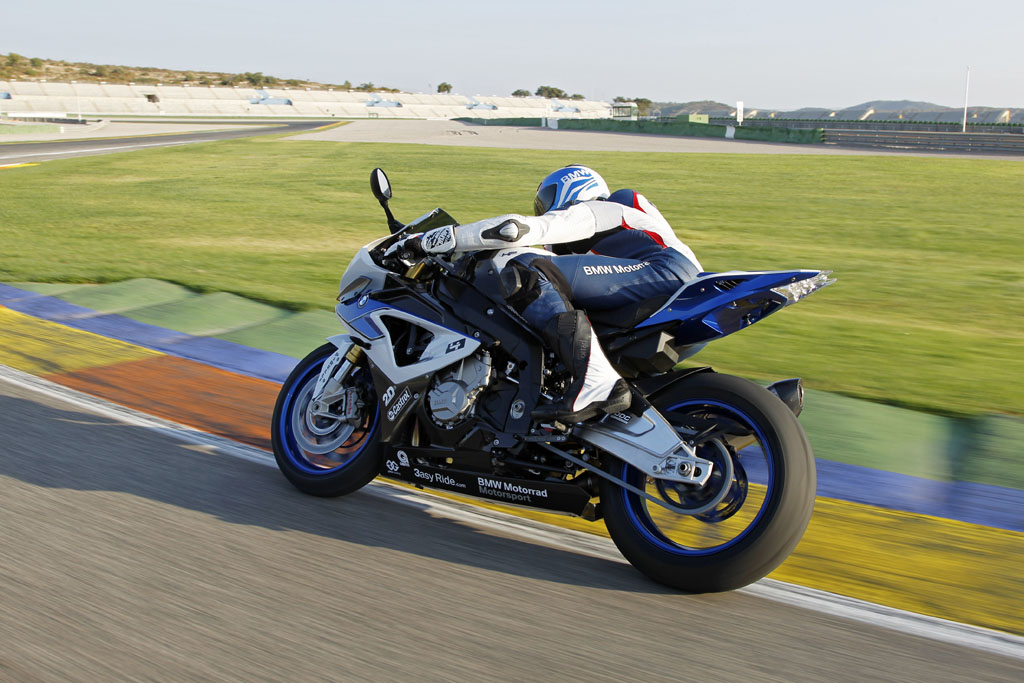 2013 BMW S1000RR Dynamic Damping and Launch Control