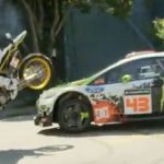 Travis Pastrana Featured in Ken Block's Gymkhana Five Video