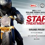 "Bell and Roland Sands Design Announce ""Star Treatment"" Contest"