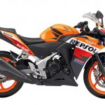 2013 Honda CBR250R Gets Repsol Edition