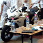 Rumored 2013 Honda CBR500, CB500 Captured in Spy Photos