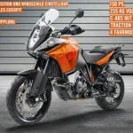 2013 KTM 1190 Adventure Revealed in Leaked Brochure