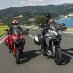 How the 2013 Ducati Multistrada 1200S' Skyhook Suspension Works