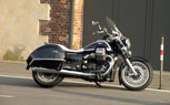 Leaked Photo Shows 2013 Moto Guzzi California 1400 in Touring Trim