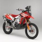 Intermot 2012: Honda CRF450 Rally Unveiled