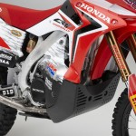 AUTO NEWS SL  Intermot 2012  Honda CRF450 Rally Unveiled