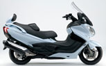 Intermot 2012: Updated Suzuki Burgman 650 Executive Introduced in Cologne
