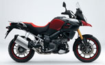 Intermot 2012: Suzuki V-Strom 1000 Concept Breaks Cover