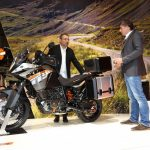 Intermot 2012: KTM 1190 Adventure and 1190 Adventure R Introduced in Cologne