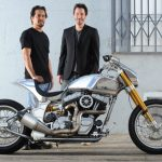 Keanu Reeves Starts Arch Motorcycle Company – Production to Begin in 2013