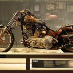 Harley-Davdison Museum Opens Tsunami Motorcycle Exhibit