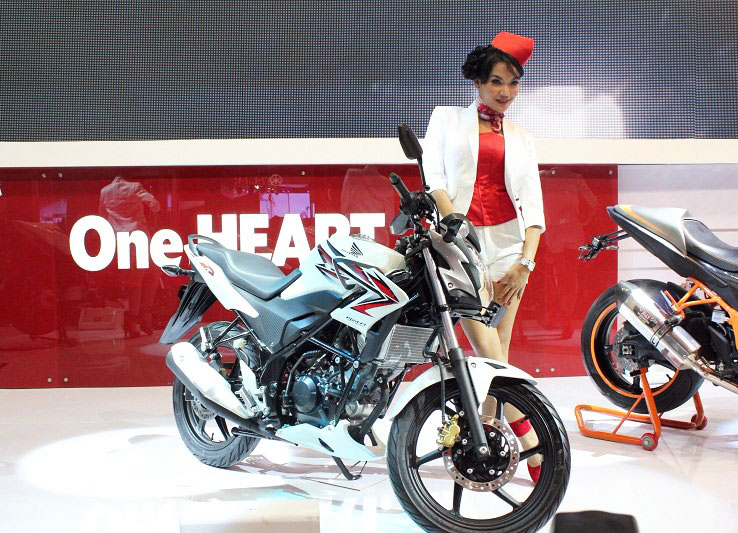 2013 Honda CB150R Streetfire Unveiled in Indonesia - Motorcycle.com News