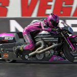 Harley-Davidson Secures NHRA Pro Stock Motorcycle Title With One Round Remaining