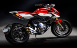 First Official Sketch of the MV Agusta Rivale
