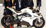 EICMA 2012: CRP Energica Takes the Stage in Milan