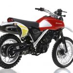 EICMA 2012: Husqvarna Presents Updated Baja Concept