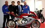 MV Agusta F3 675 to Enter 2013 World Supersport Championship