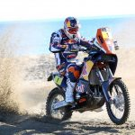 2013 Dakar Rally Route Announced