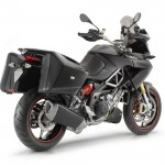2013-Aprilia-Caponord-1200-Black-Right-Rear
