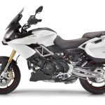 2013-Aprilia-Caponord-1200-White-Profile-Left