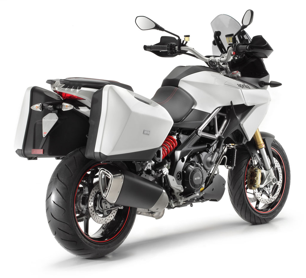 2013-Aprilia-Caponord-1200-White-Right-Rear