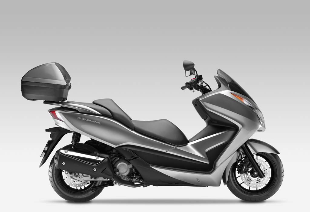 eicma 2012 honda nss300 forza scooter announced for. Black Bedroom Furniture Sets. Home Design Ideas
