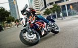 KTM Developing Faired and Touring Versions of 390 Duke