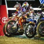 Dodger Stadium Renovations Force 2013 AMA Supercross Round to Move to Anaheim