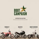 Bruce Willis Auctioning Motorcycles to Benefit Active and Retired Military