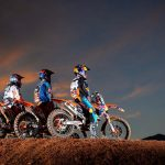 Red Bull KTM 2013 AMA Supercross and Motocross Photo Shoot with Dungey, Roczen and Musquin