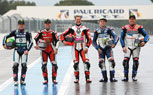 Monster Energy Track Day of Legends with Schumacher, McGuinness, Espargaro and Flint – Video