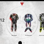 Free iPad/iPhone App Shows Off 40 Years of Dainese Racing Leathers