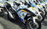 Malaysian Police Launches Fleet of 2013 Kawasaki Ninja 250 Patrol Bikes – Video