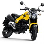 2013 Honda MSX125 – The Honda Monkey for the 21st Century
